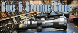 GUNS & SPORTING GOODS